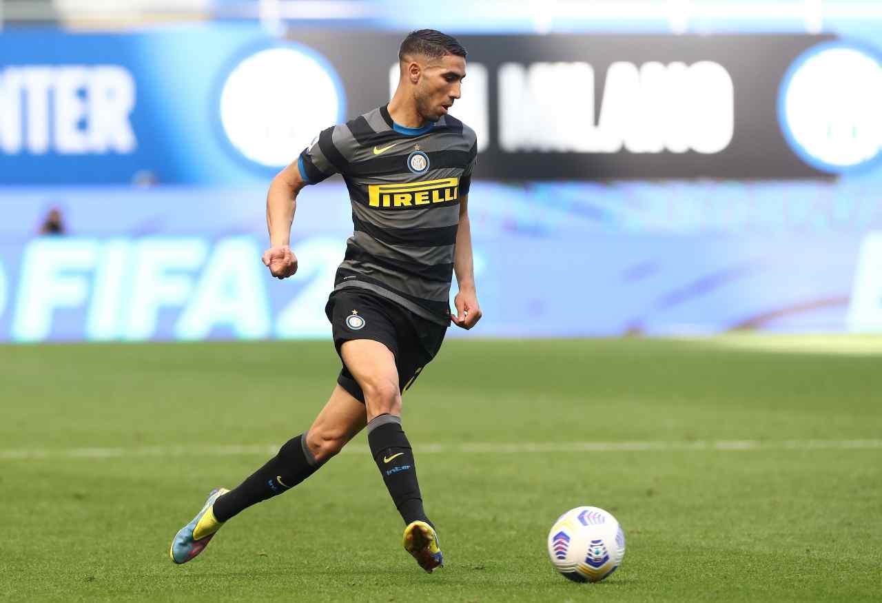 Calciomercato Inter Hakimi Chelsea