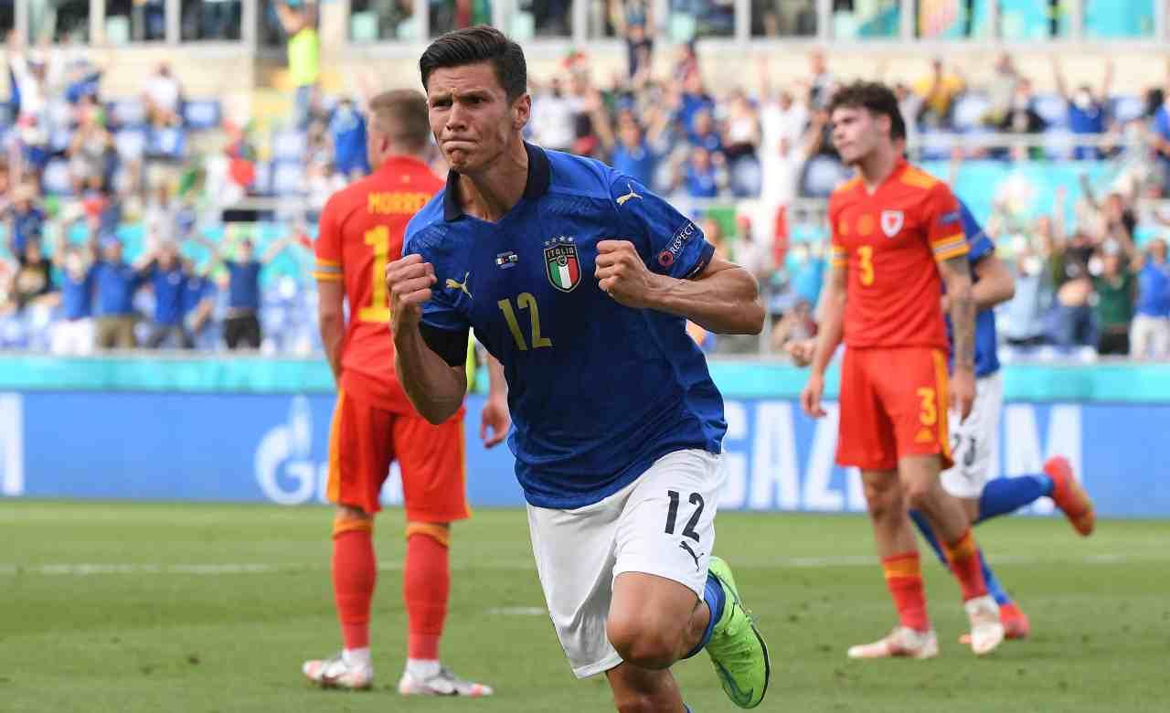 Pessina Atalanta Milan Inter