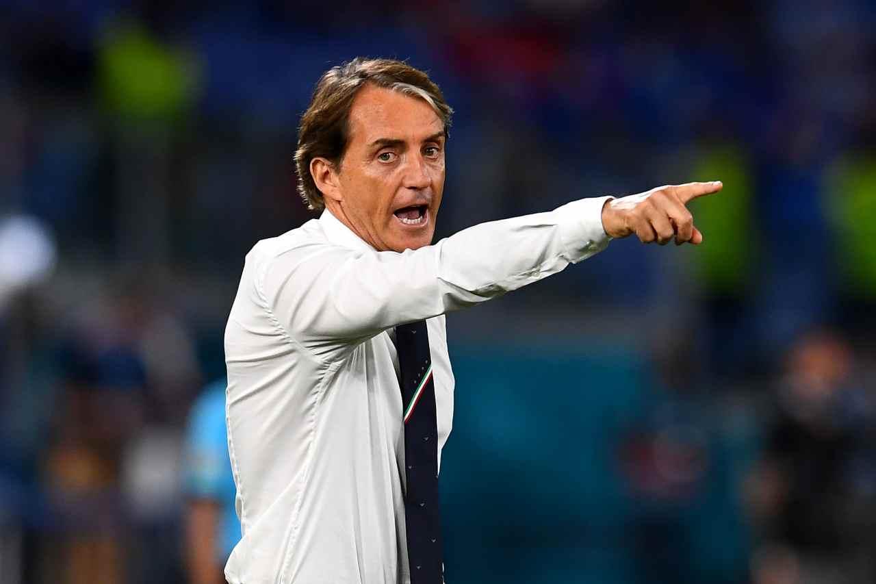 Italia Inghilterra Mancini Repice Immobile Euro 2020 Rai