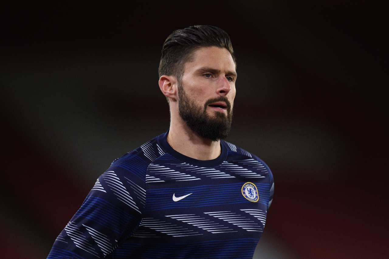 Milan Giroud Hakimi Inter Chelsea Perisic