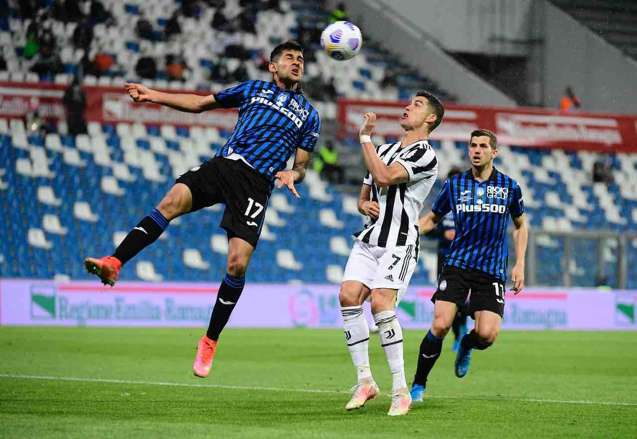 Romero riscatto Atalanta