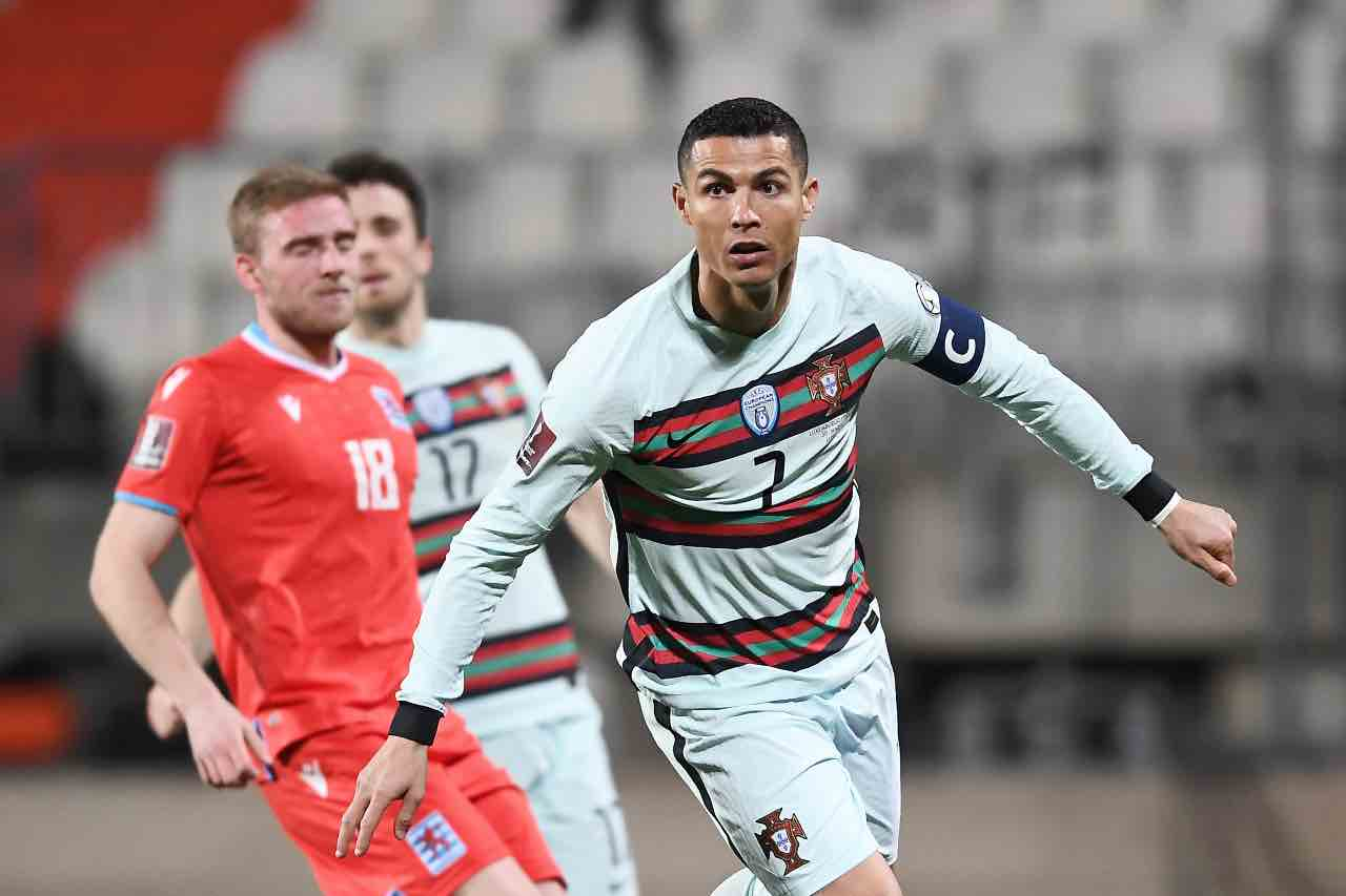 Ronaldo Euro2020 Portogallo