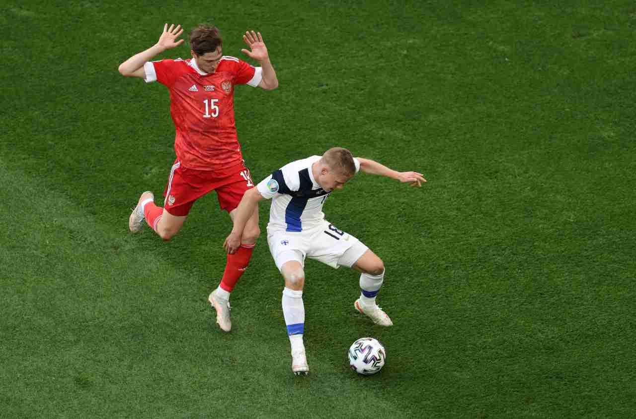 Euro 2020 Genk Uronen Serie A Finlandia