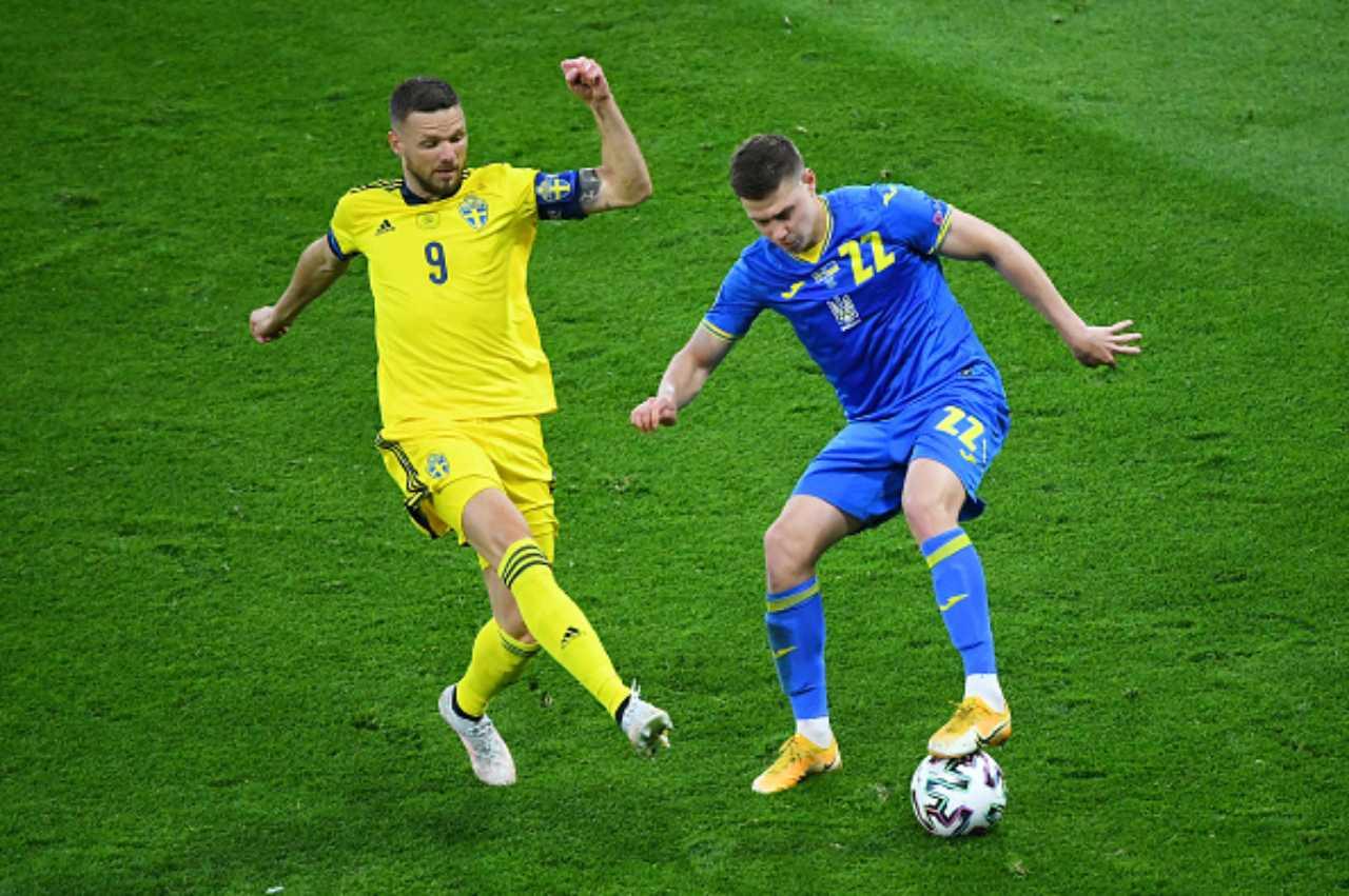svezia-ucraina euro 2020