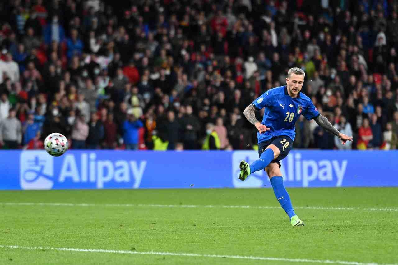 Inter Juventus Bernardeschi Raiola
