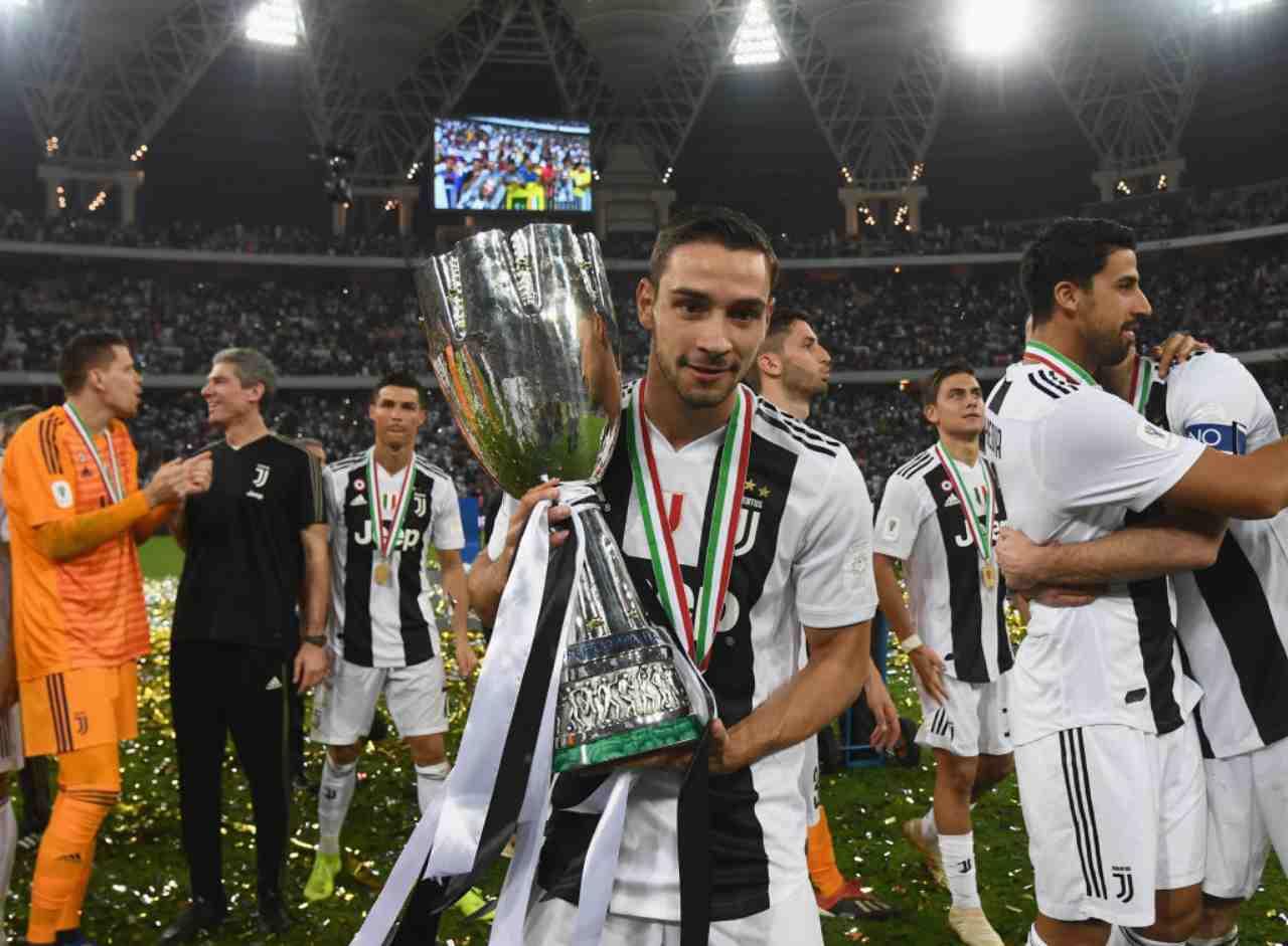 Juventus, De Sciglio punta a restare