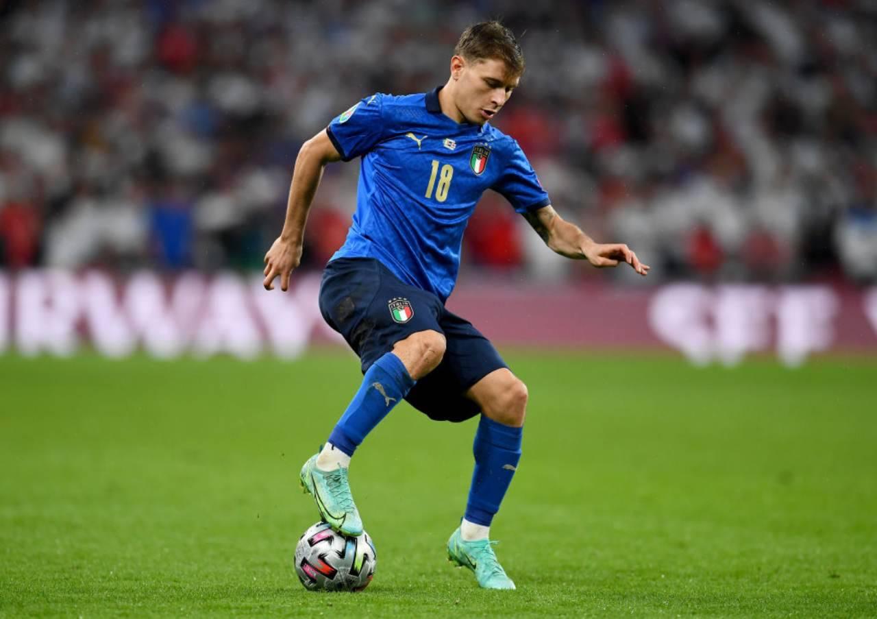 Inter, Barella nel mirino dello United