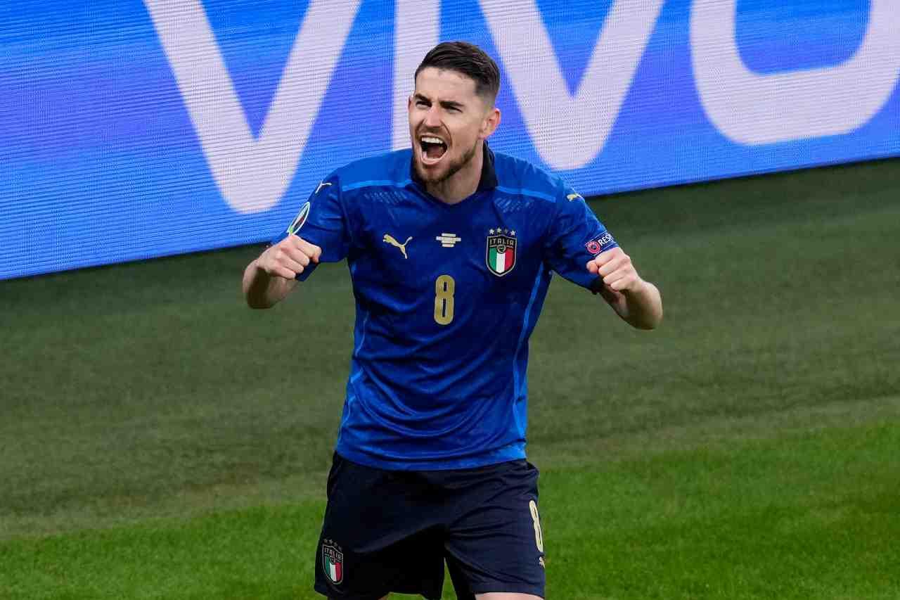 """Trionfo Italia, ora Jorginho ci crede: """"Il Pallone d'oro è un sogno"""""""