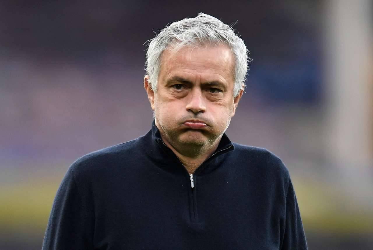 Mourinho Roma Pjanic