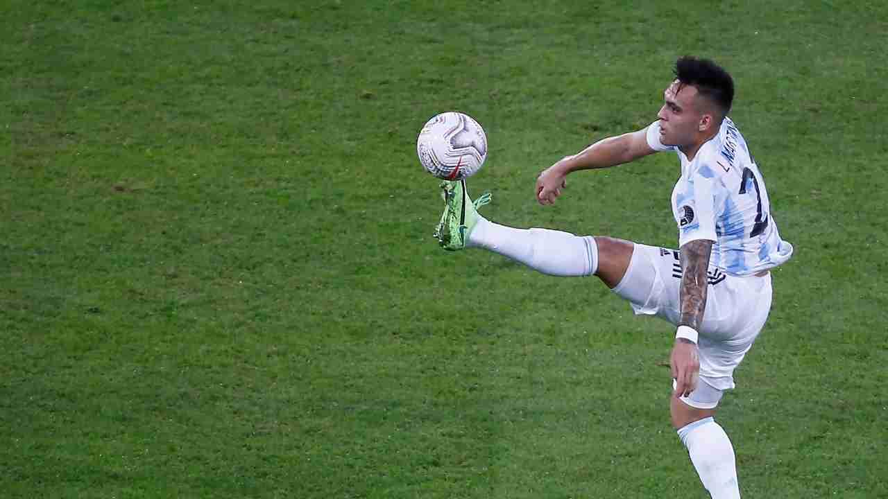 Calciomercato Inter, Lautaro Martinez dice addio | L'Arsenal ci prova