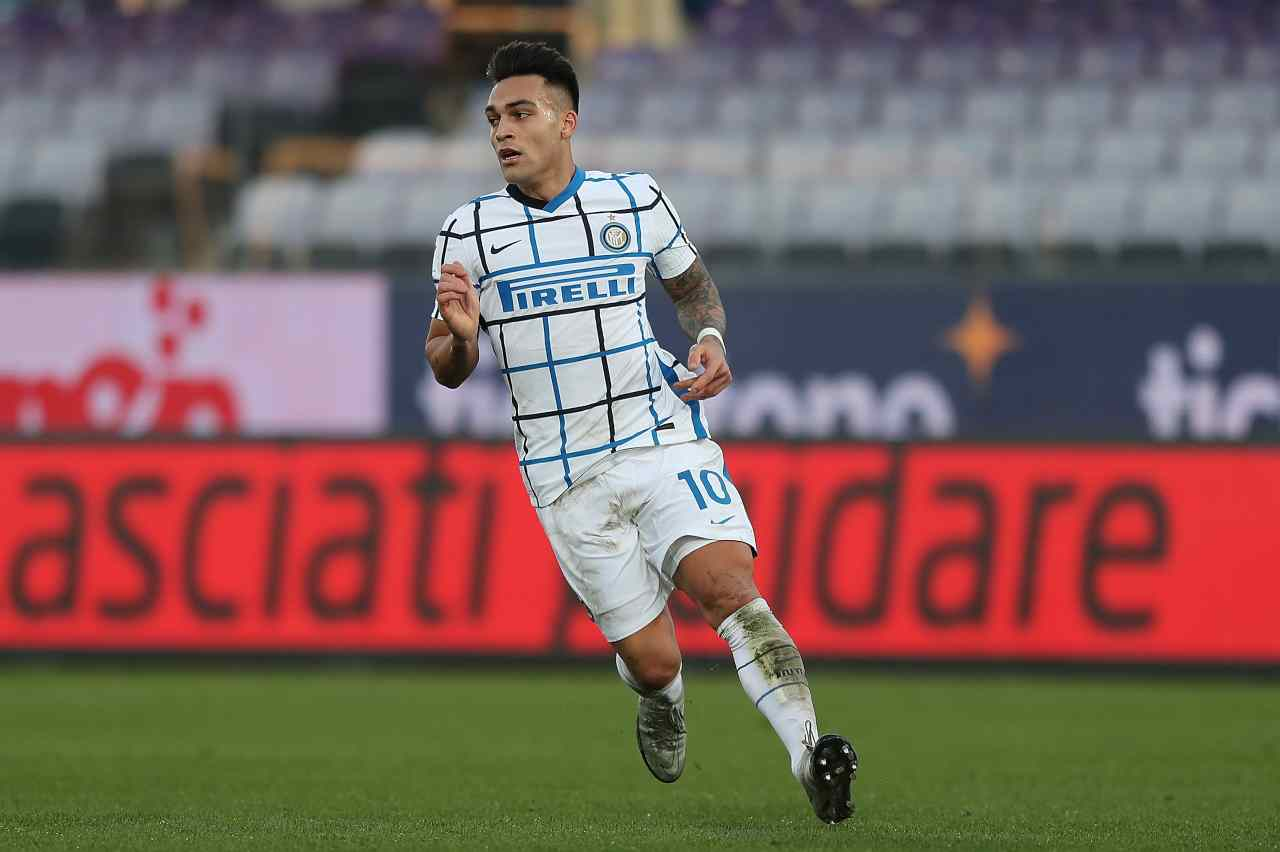 Inter Lautaro Vlahovic Fiorentina