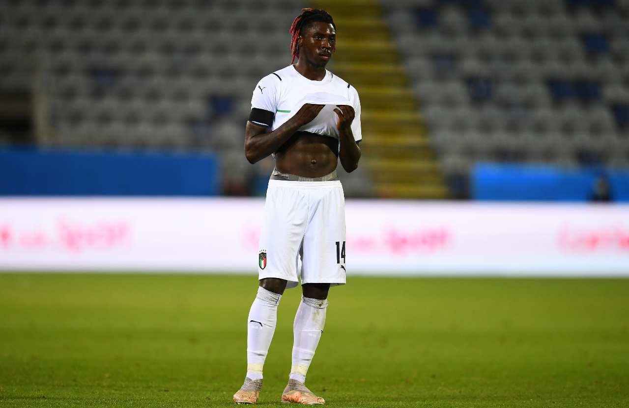 Calciomercato Inter, intreccio con la Juventus | Sgarbo per Kean