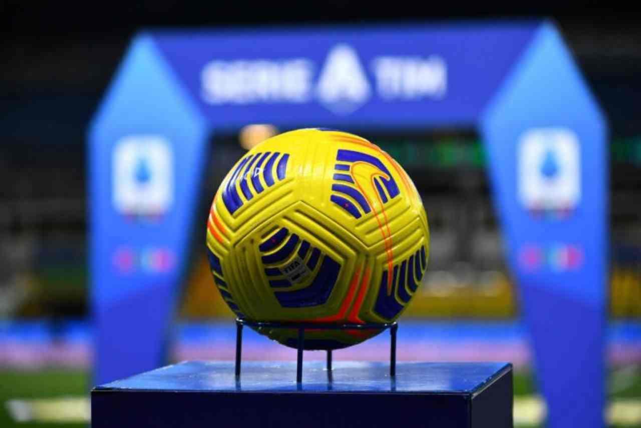 Pallone Serie A e sorteggio calendario