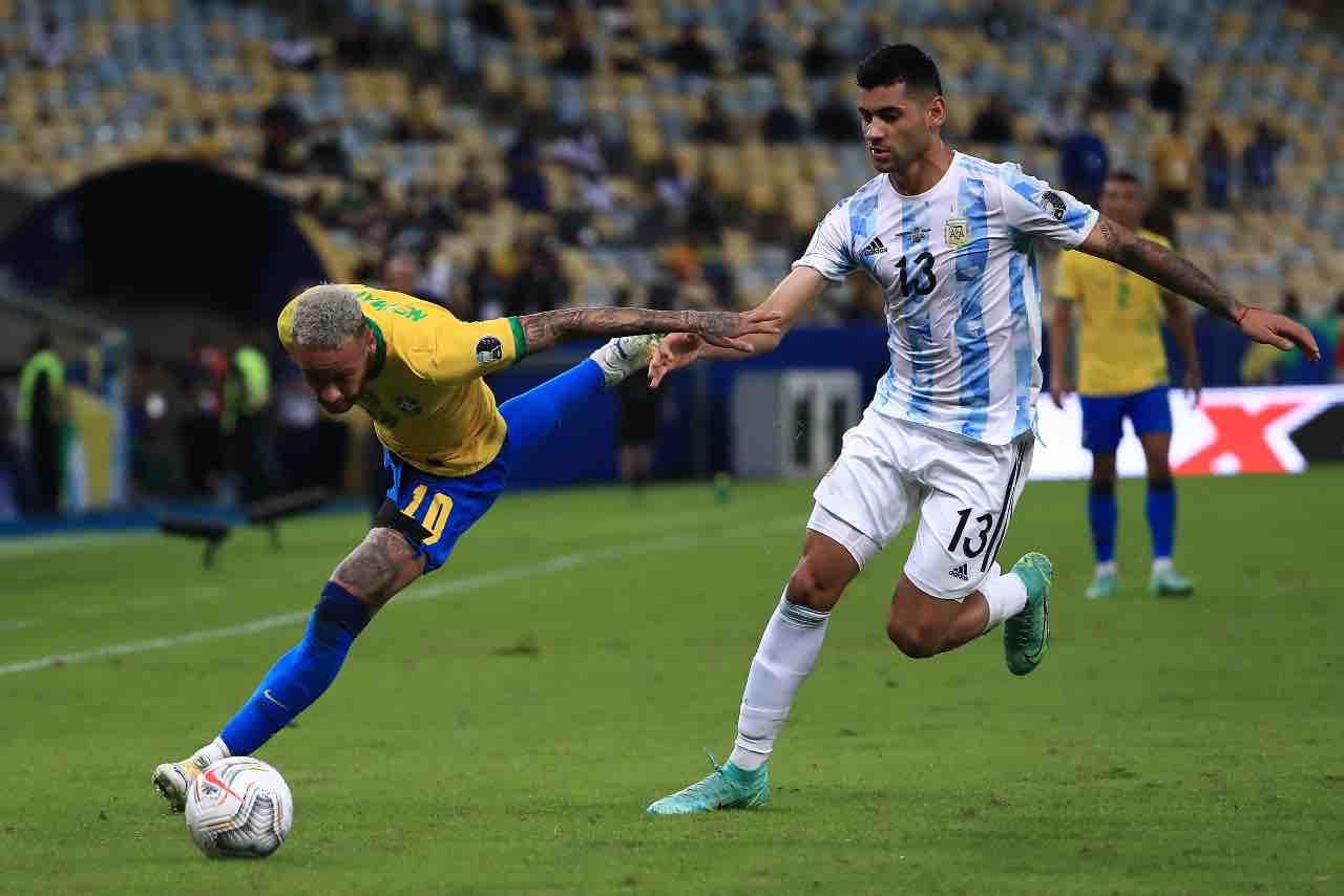 Calciomercato, Romero dietro la rottura tra barca e Messi