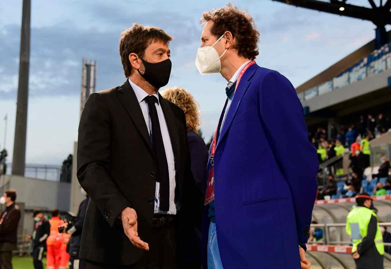 Calciomercato, l'Inter prova a soffiarlo a zero alla Juventus   I dettagli