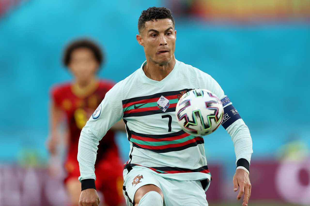 Calciomercato Juventus, addio Ronaldo   Intreccio Real