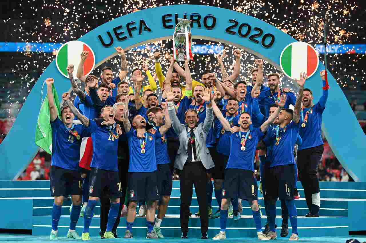 Italia europei roma