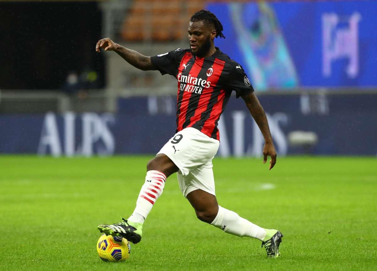 Kessie calciomercato Milan
