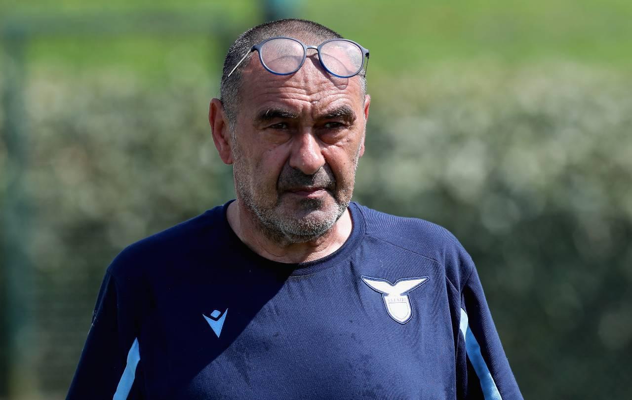 Sarri fatica a ingranare alla Lazio