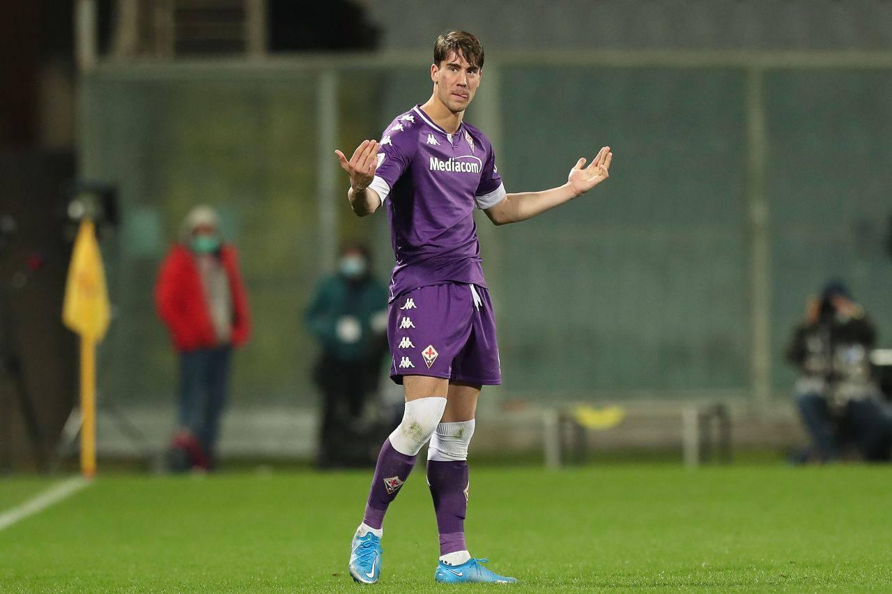 Calciomercato Juventus, intreccio Kane-Vlahovic   C'è l'offerta