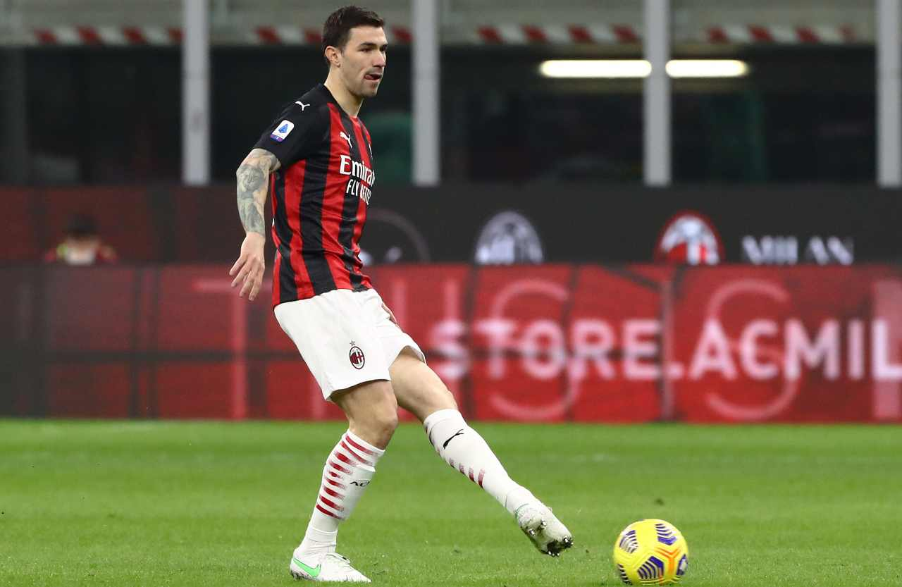 Romagnoli calciomercato Milan Juventus