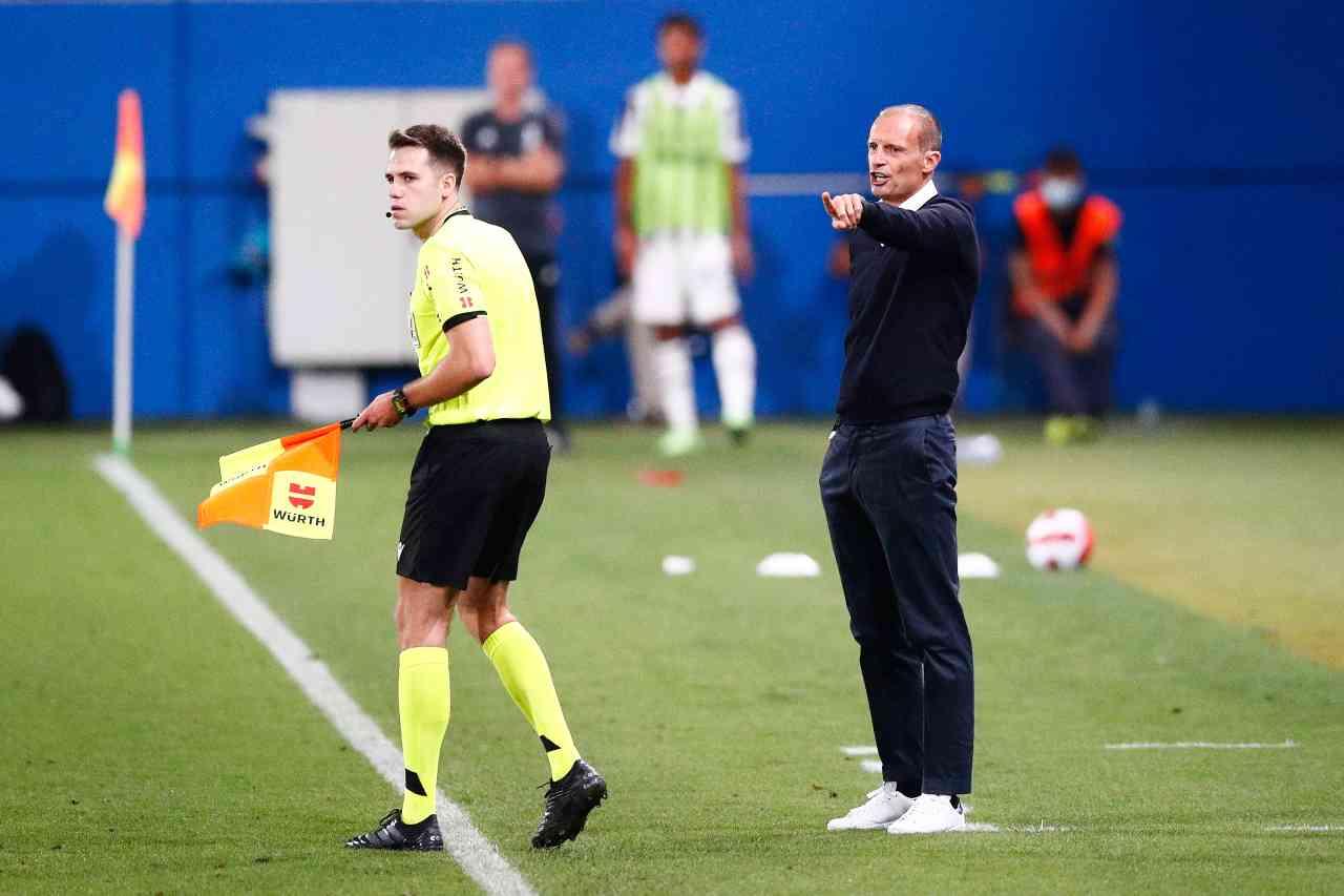 Juventus Pellegrini De Sciglio Alex Sandro
