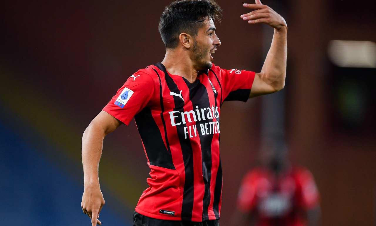 Milan Cagliari 4-1