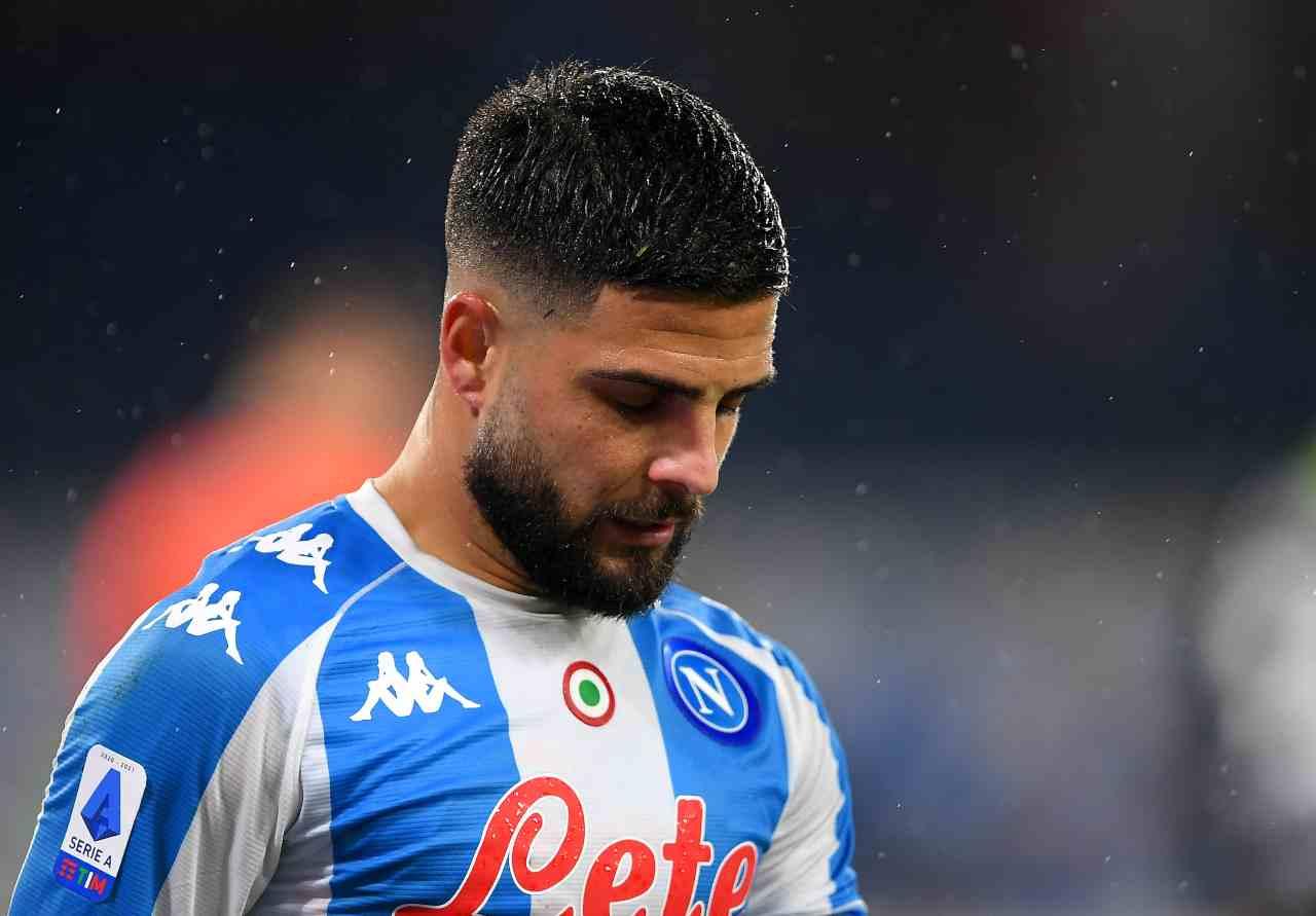 Napoli Insigne Petagna Juventus Roma Damsgaard Sampdoria