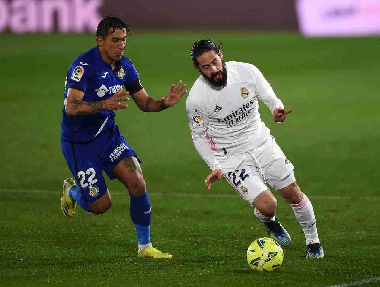 Isco Real Madrid Milan