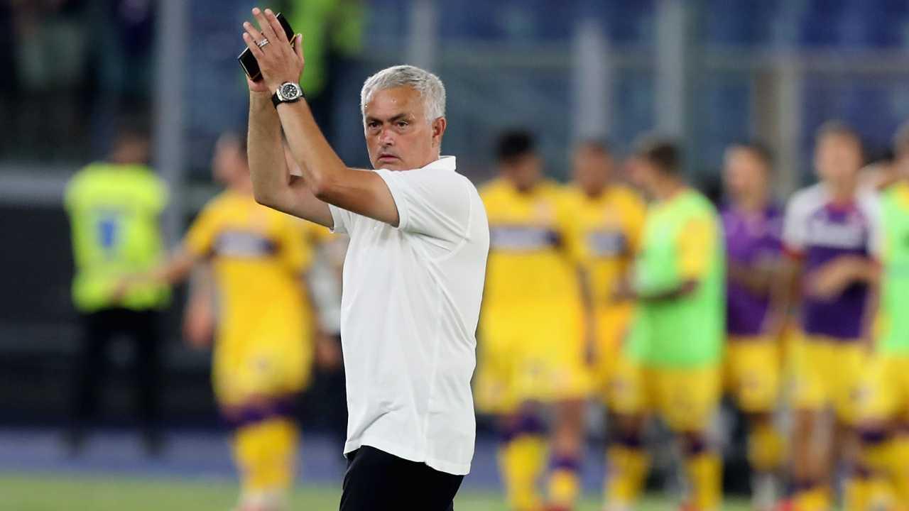 Mourinho Tolisso calciomercato Roma