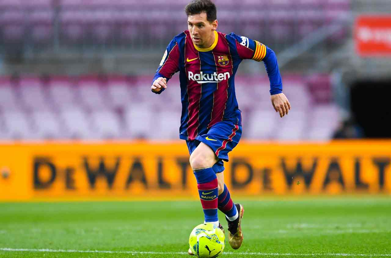 Calciomercato, addio Messi | Colpa di un 'italiano'