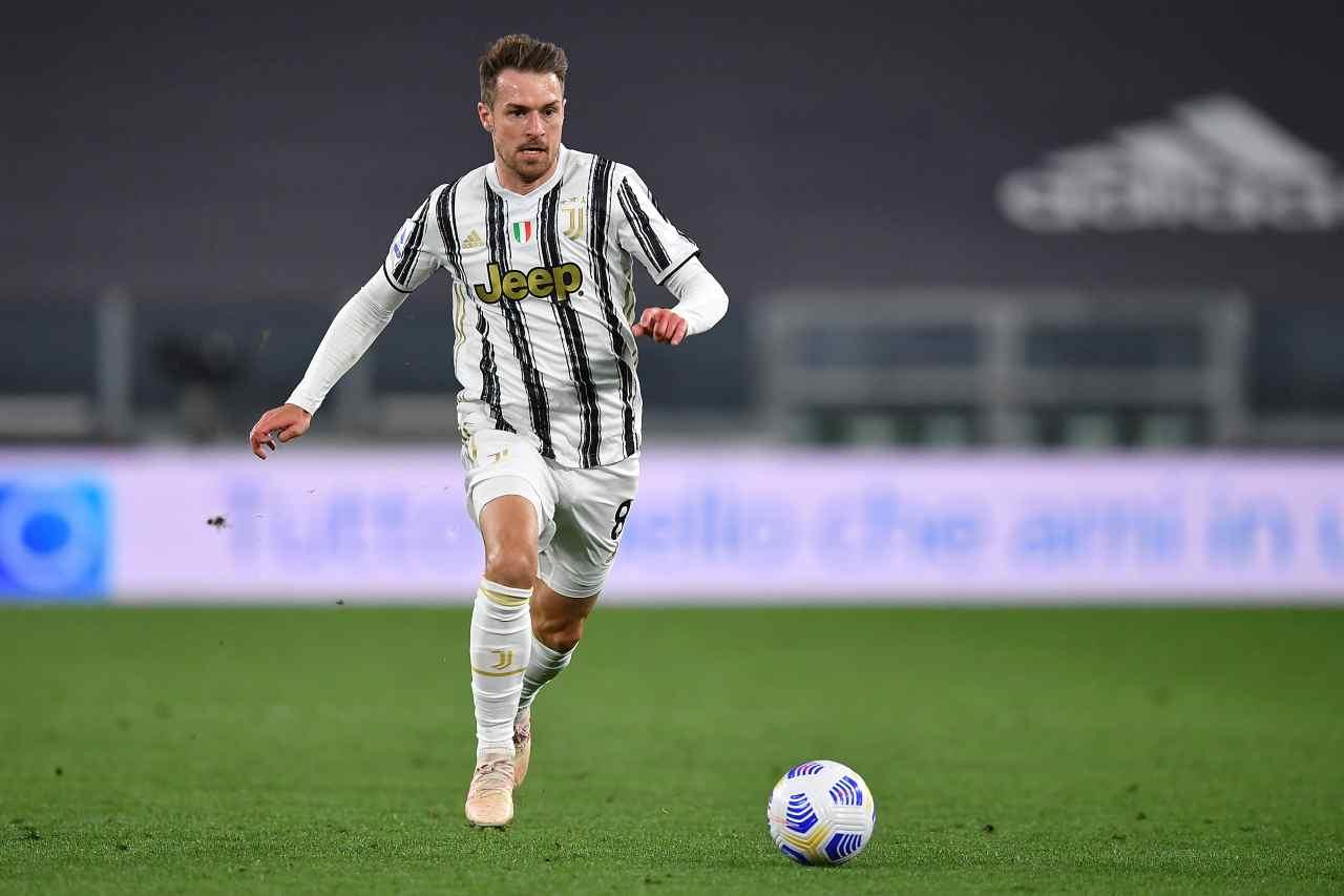 Juventus Ramsey Milan Barcellona Pjanic