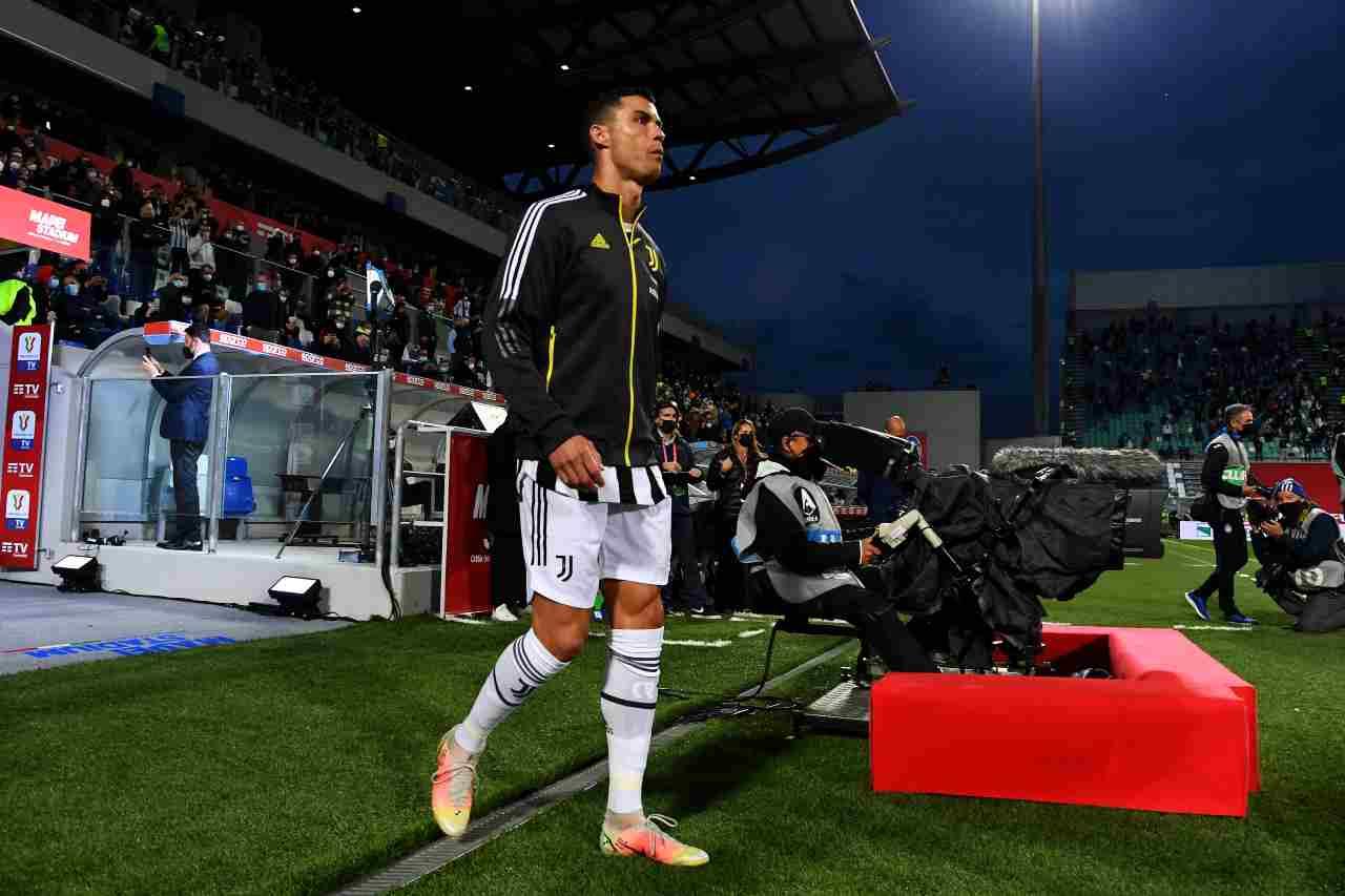 Calciomercato Juventus, annuncio su Ronaldo | La decisione finale