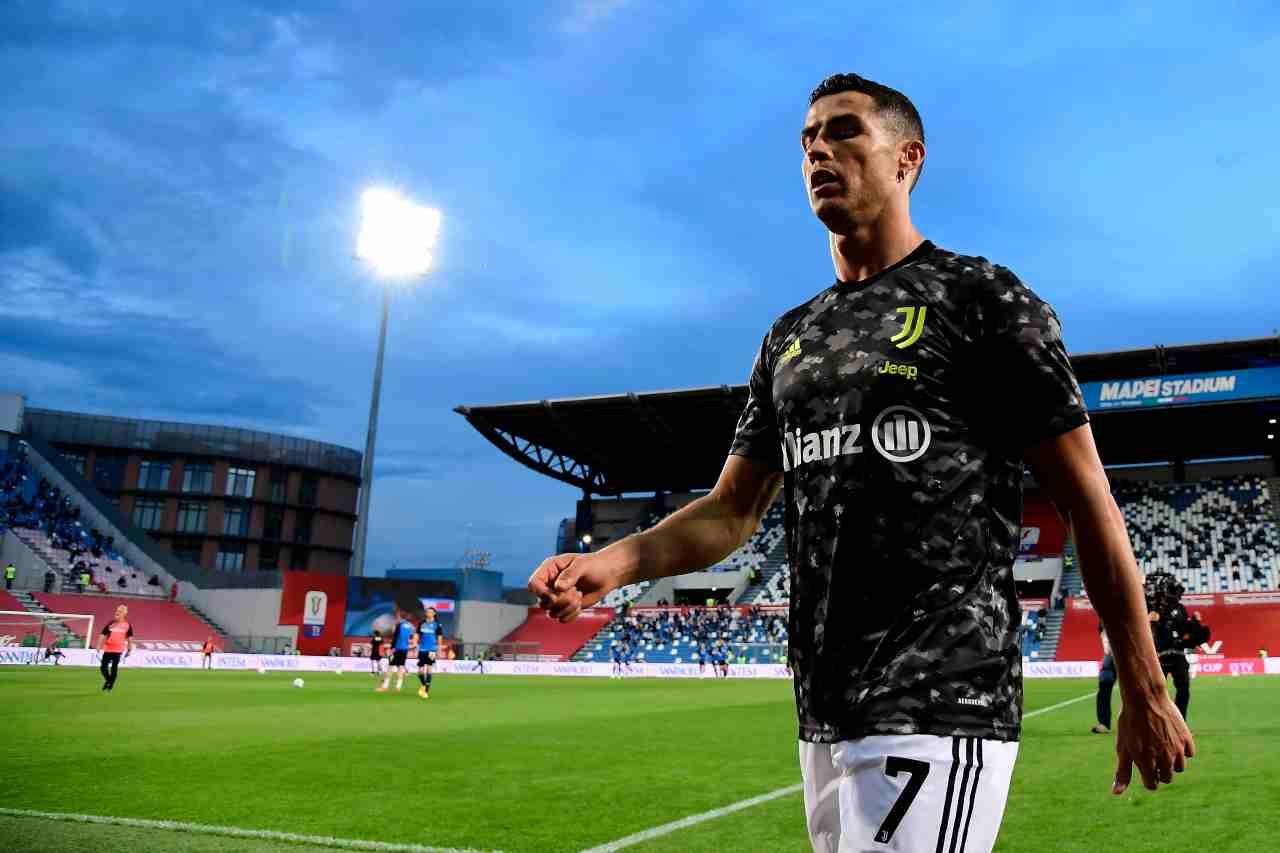 Ronaldo Mbappe PSG Real Madrid Juventus