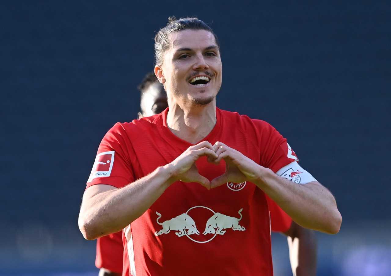 Bayern Monaco Sabitzer ufficiale Lipsia