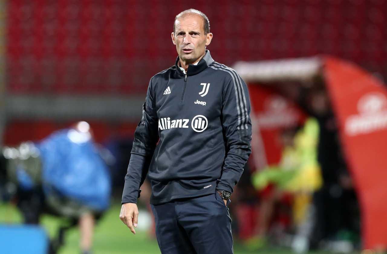 La Juventus affonda il colpo Real: Allegri taglia fuori il Milan
