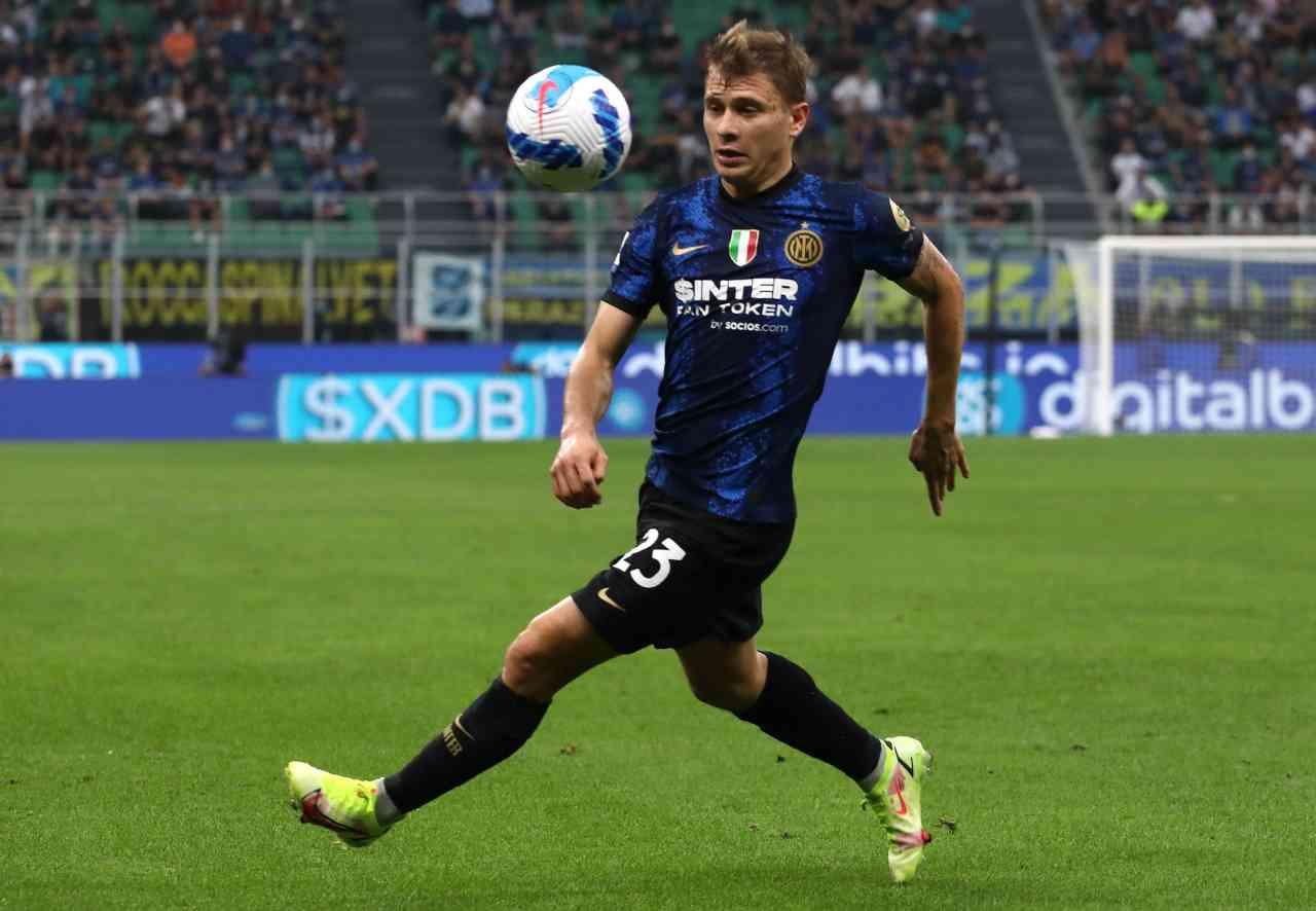 Calciomercato Inter, bivio Barella: tra il rinnovo e il Liverpool che spinge