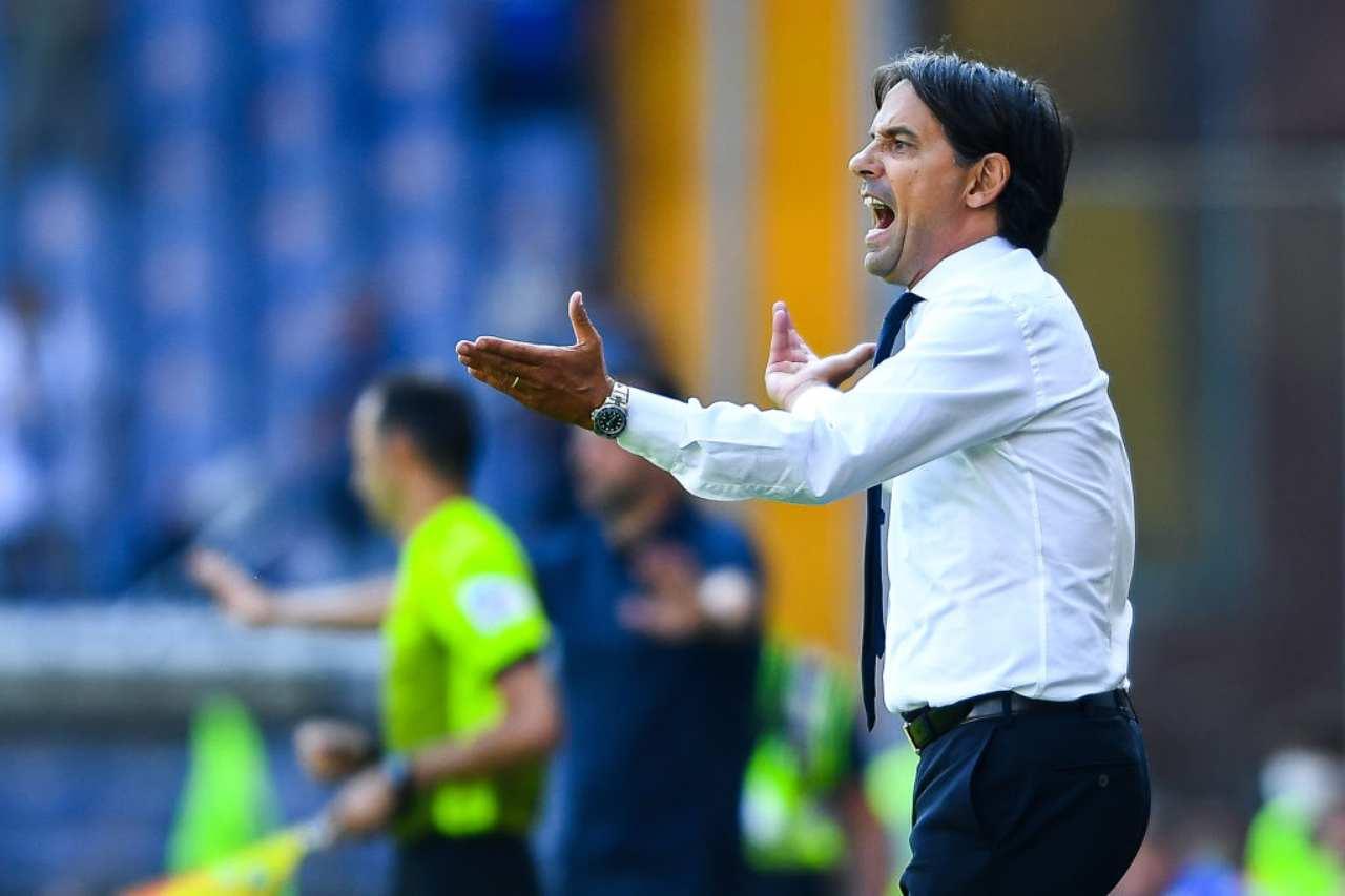 Inter, Inzaghi punta Izzo