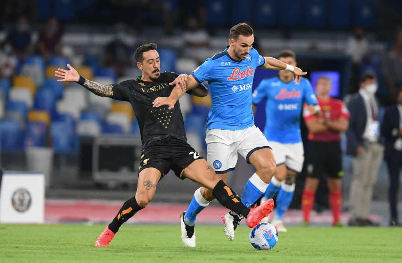 Juventus, obiettivo Fabian Ruiz