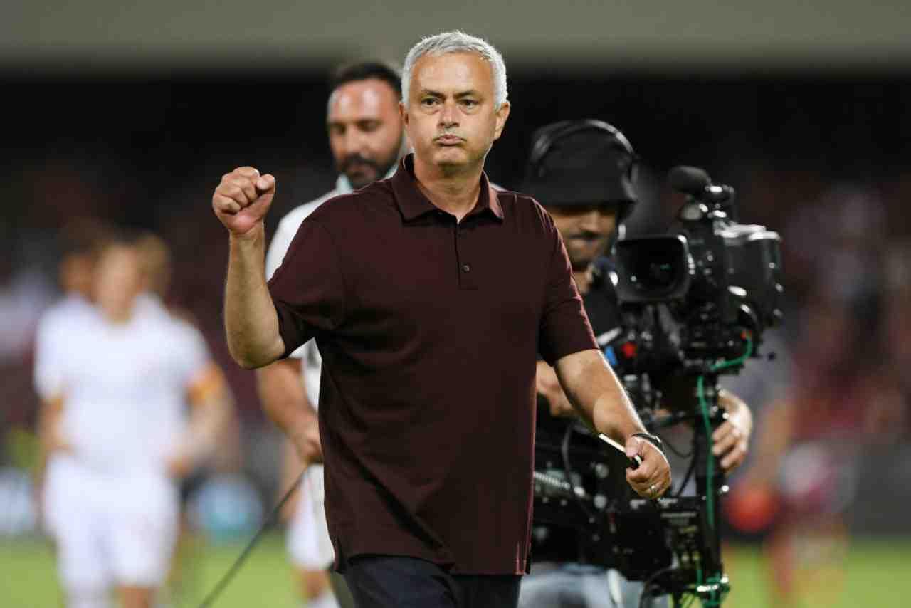 Roma, Mourinho bussa in casa Inter