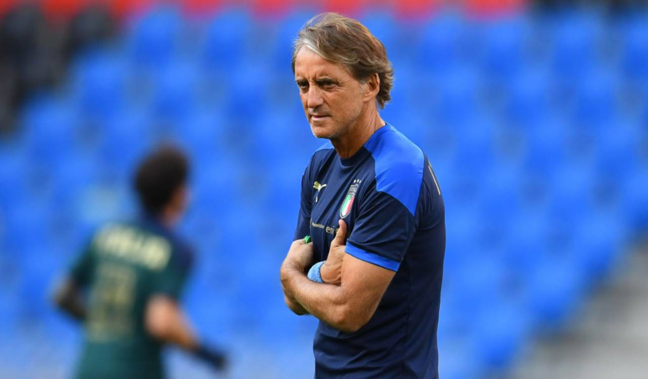 Mancini Italia Lituania