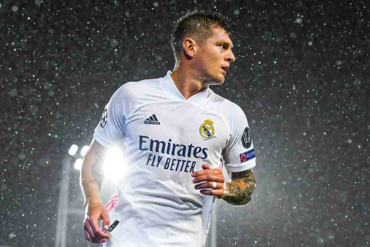 Real Madrid Juventus Milan Kroos
