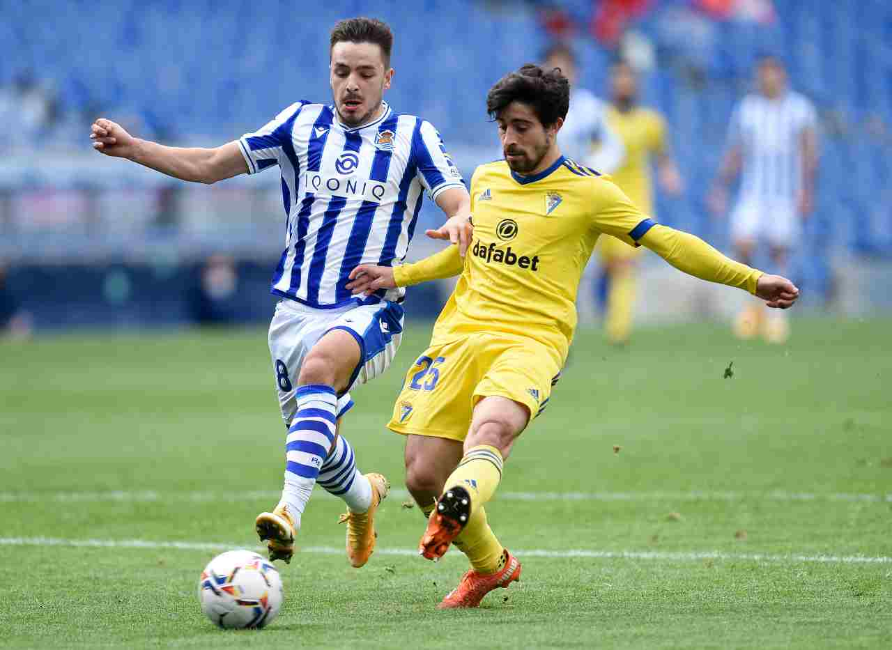 Milan Merino Getafe Castillejo Real Sociedad Arambarri