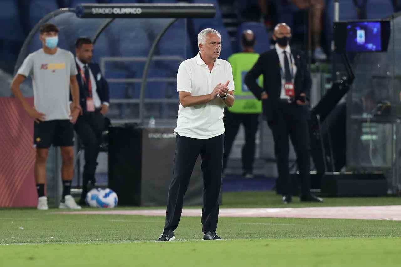 Roma Spinazzola Mourinho Chelsea Real Madrid