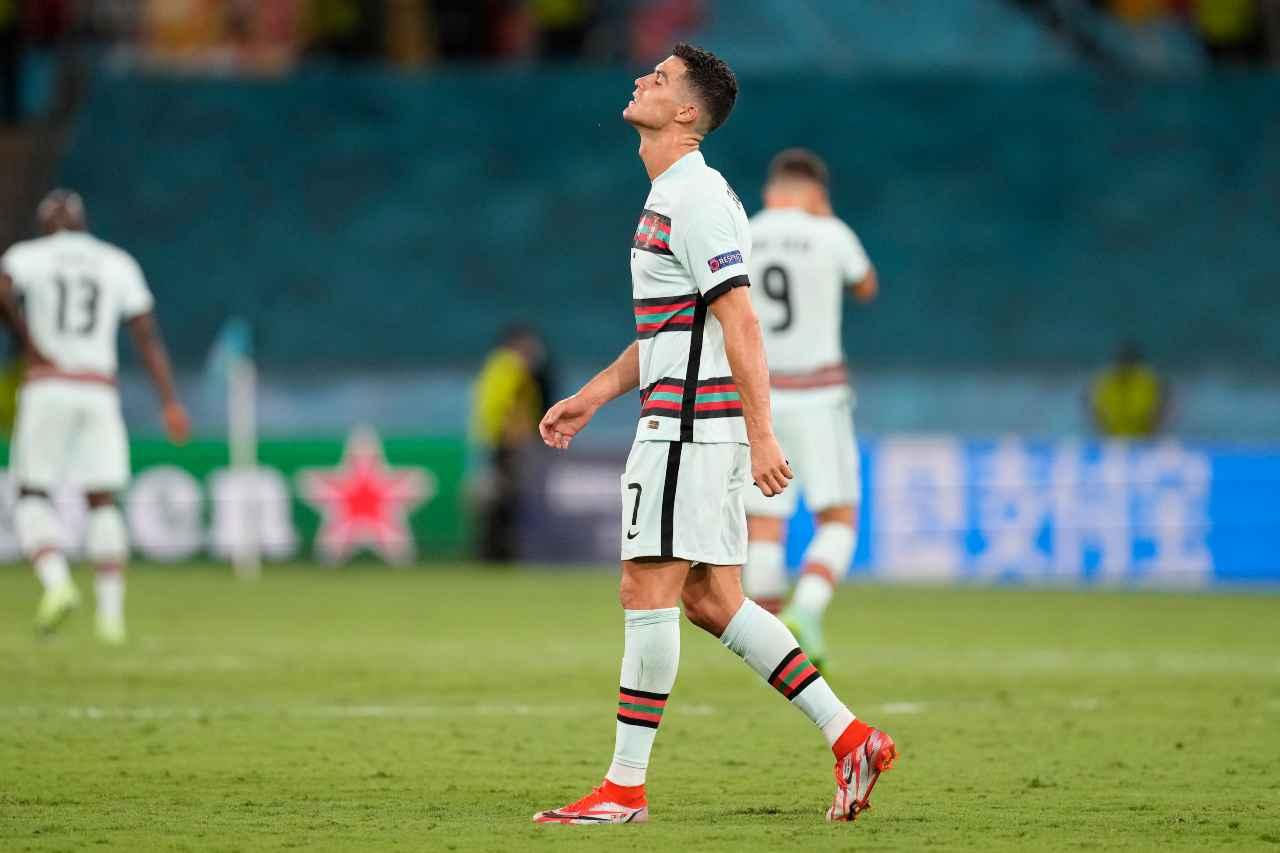 Juventus Ronaldo Napoli Rampulla Allegri Osimhen Dybala