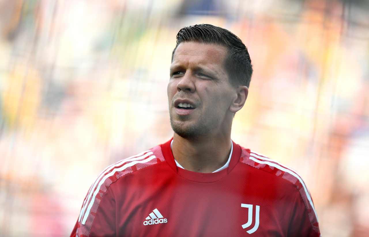 Juventus Napoli Szczesny Meret