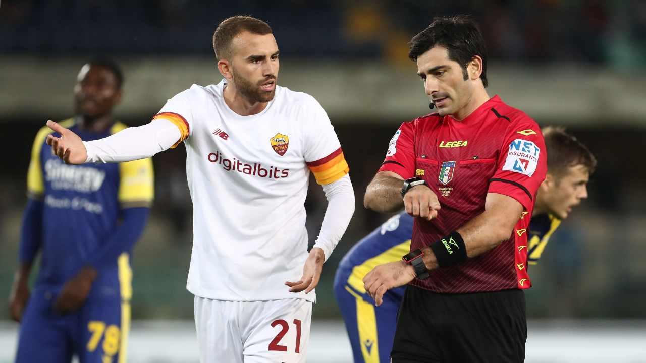 Inter Roma Sanchez Mayoral