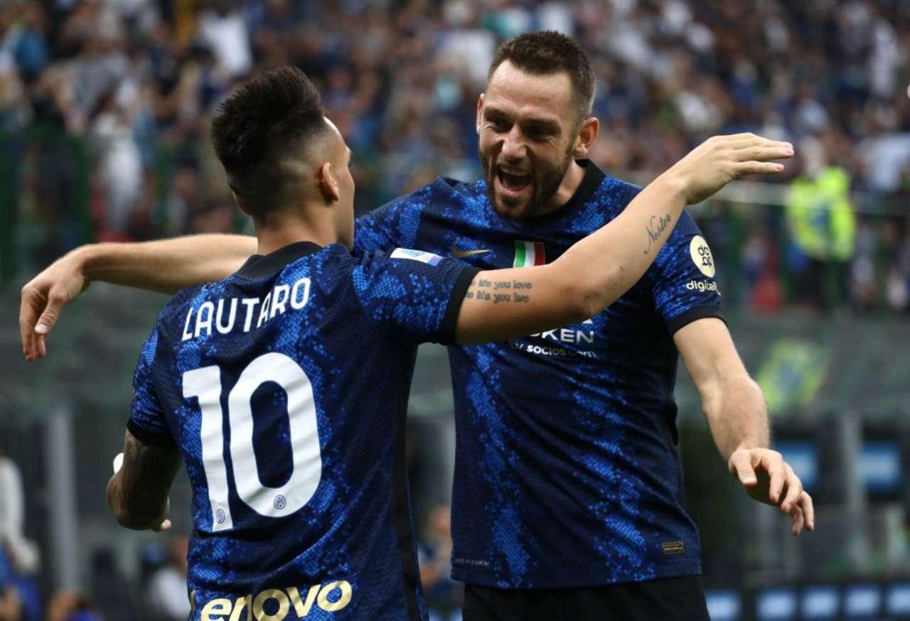 Inter, la Juventus su de Vrij