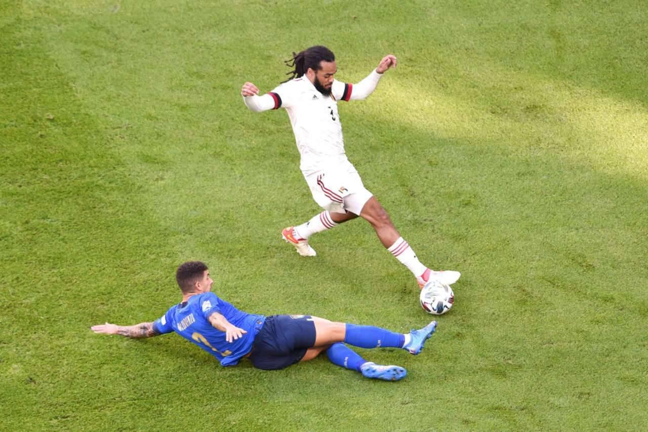 Juventus e Napoli su Denayer