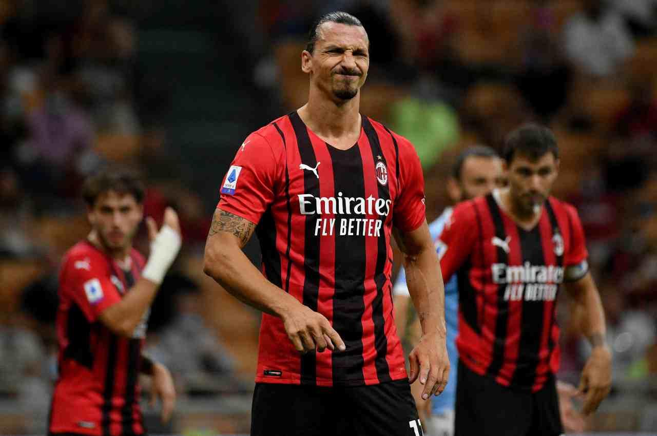 Milan, svolta Ibrahimovic: le condizioni dello svedese